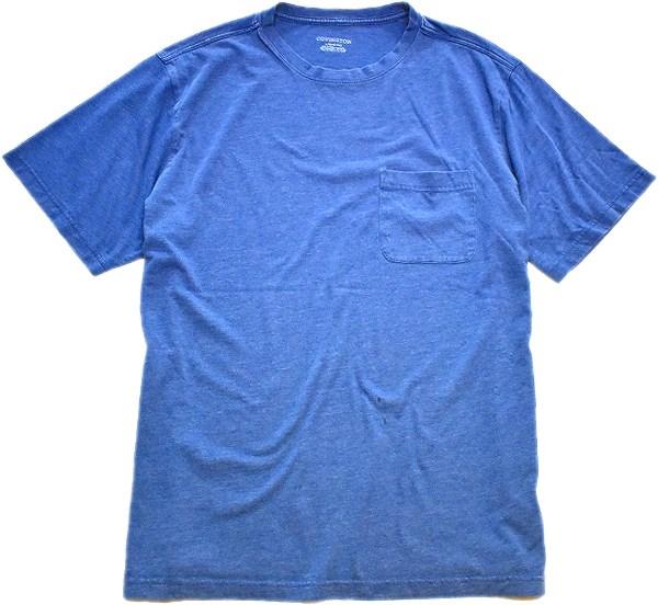 ポケットTシャツPocketTee画像メンズレディースコーデ@古着屋カチカチ024