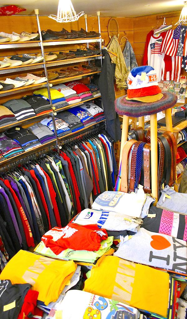 古着屋カチカチ店内画像Used Clothing Shop Tokyo Japan画像07