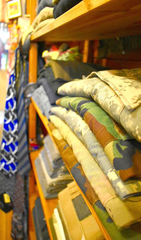 古着屋カチカチ店内画像Used Clothing Shop Tokyo Japan画像09