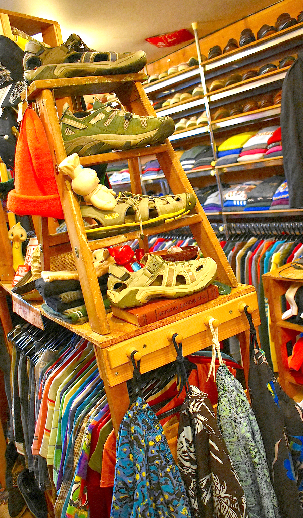 古着屋カチカチ店内画像Used Clothing Shop Tokyo Japan画像010