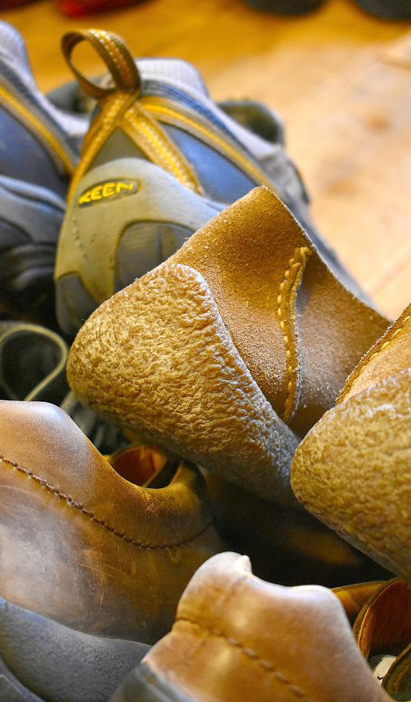 Trekking ShoesトレッキングシューズKeenキーン画像スニーカーコーデ@古着屋カチカチ03
