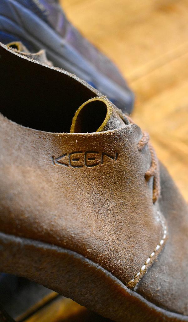 Trekking ShoesトレッキングシューズKeenキーン画像スニーカーコーデ@古着屋カチカチ04