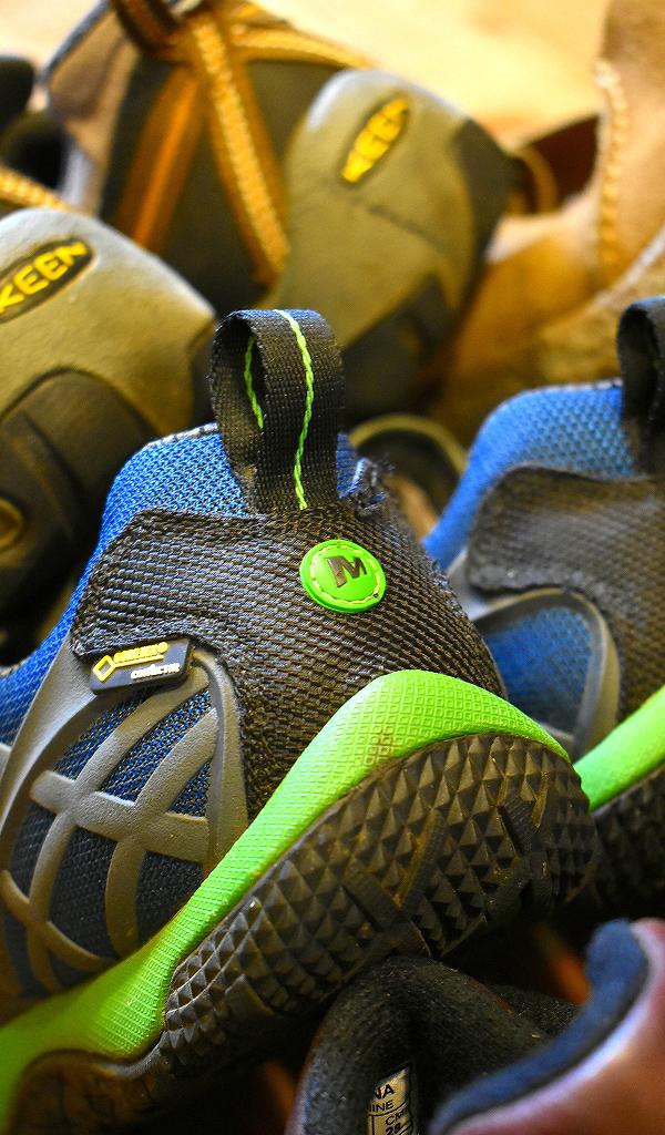 Trekking ShoesトレッキングシューズKeenキーン画像スニーカーコーデ@古着屋カチカチ07