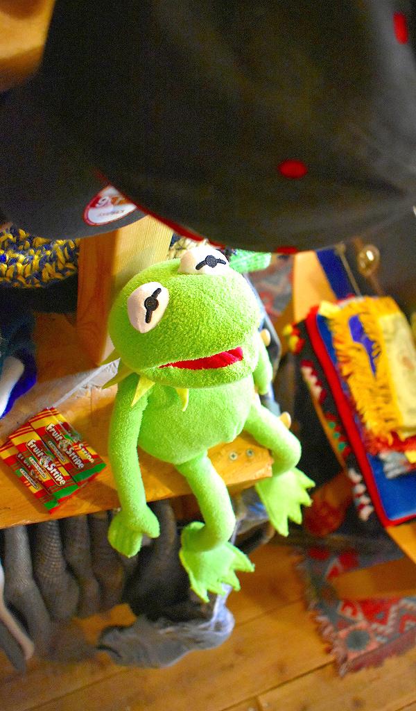 東京都北区王子ユーズドショップの古着屋カチカチ店内画像013