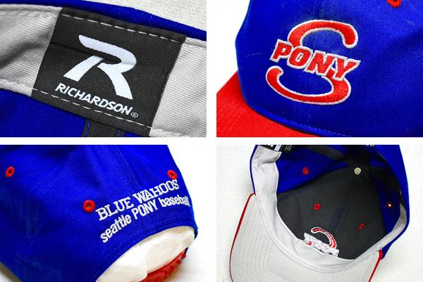 USEDベースボールキャップ帽子メンズレディーススタイルコーデ画像@古着屋カチカチ
