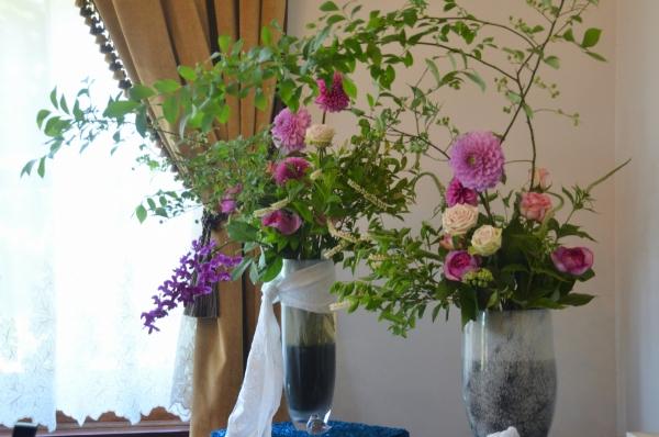 イギリス花と器3
