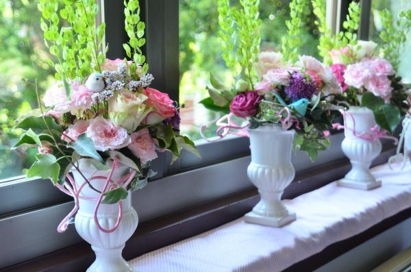 イギリス花と器13