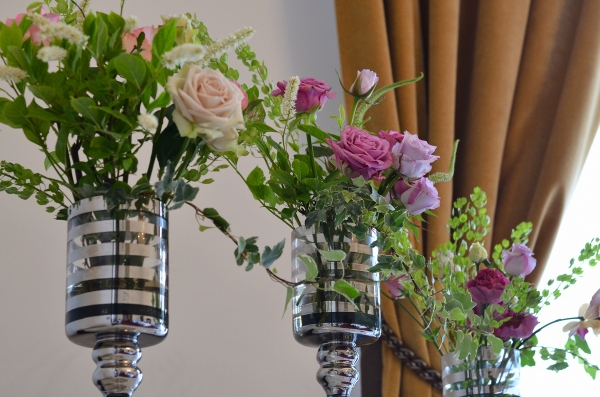 イギリス花と器7