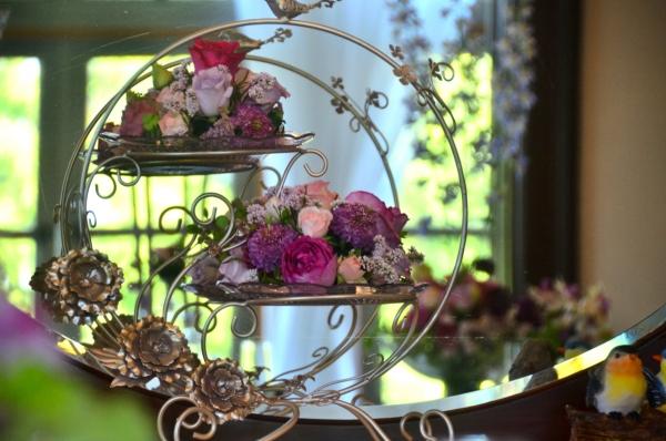 イギリス花と器8