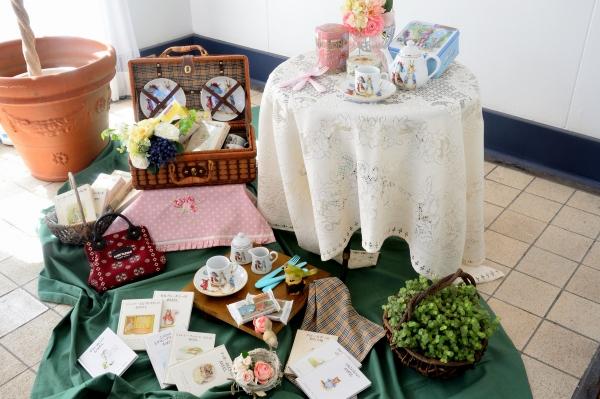 イギリス花と器16