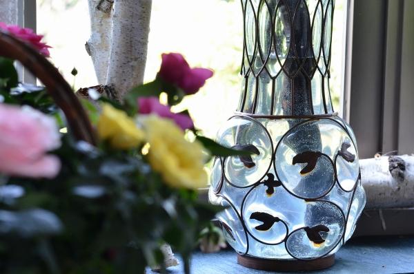イギリス花と器24