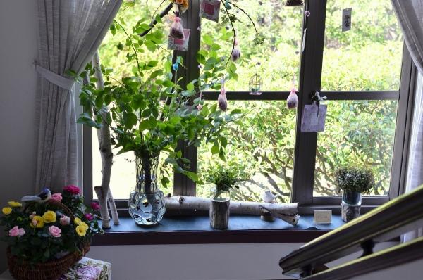 イギリス花と器23