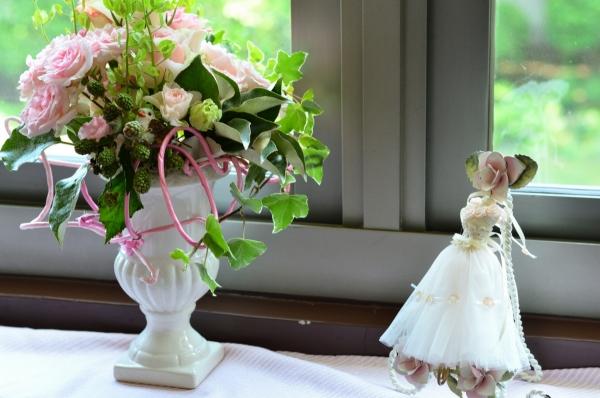 イギリス花と器20
