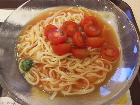 あまーいマリネトマトの涼風麺
