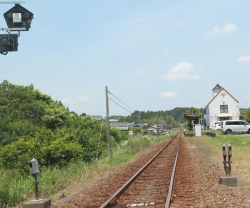 天浜線 敷地駅