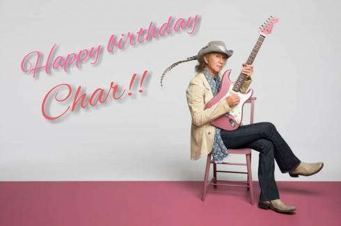 2018 Char birthday