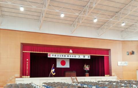 2018.4.6 入学式2