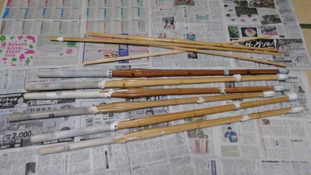 竹刀切り過ぎ (2)