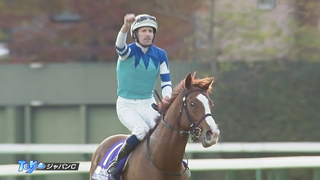 【競馬】ヒュー・ボウマン騎手に短期免許 免許期間は4月28日から5月27日まで