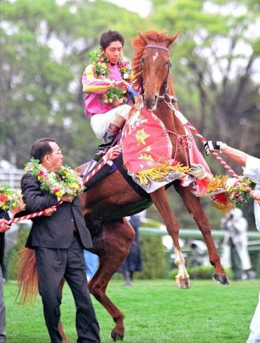 【競馬訃報】テイエムオペラオー追悼行事をJRAが発表 主要4競馬場に献花台&記帳台など