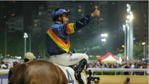 【衝撃】ブラジル人香港競馬騎手モレイラ、JRA受験へ