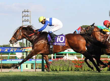 【競馬】ロードカナロアが顕彰馬