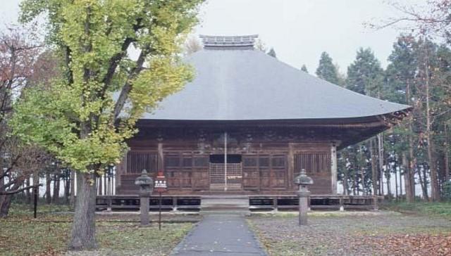 会津 勝常寺・本堂
