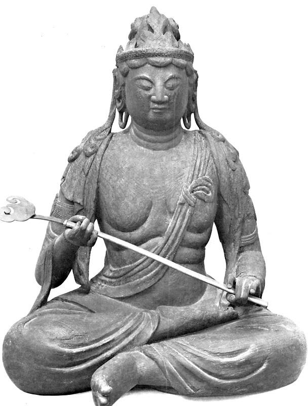 三重 普賢寺・普賢菩薩像