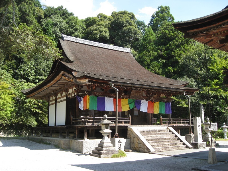 観菩提寺・正月堂