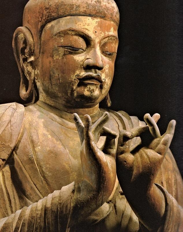 孝恩寺・弥勒菩薩像