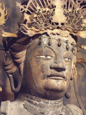 京都 勝光寺・聖観音像