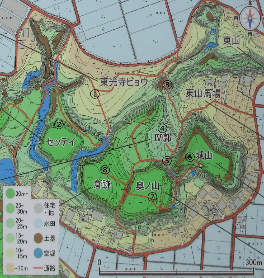 本佐倉城 000-1