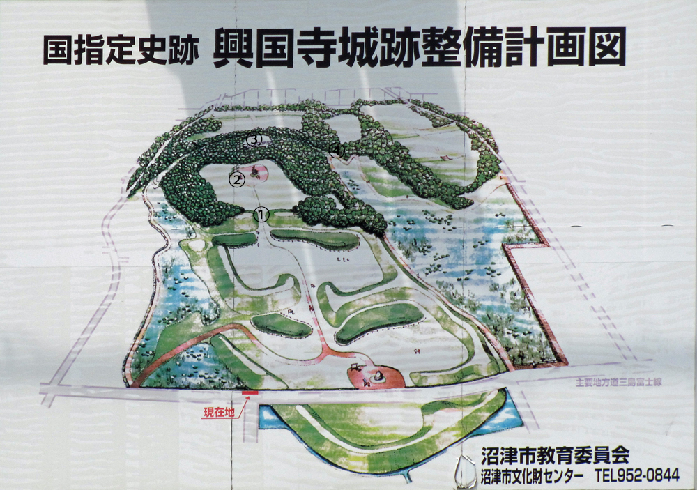 興国寺城 000-1