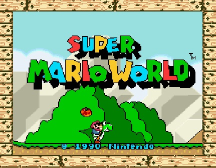 スーパーマリオワールドとかいうゲームwwwwww