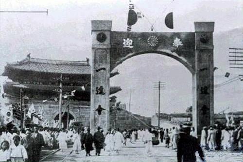 第274記事3明治43年韓国併合1910年