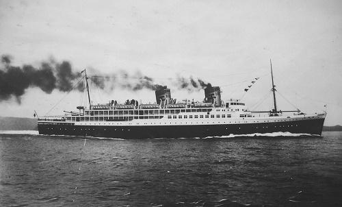 関釜連絡船金剛丸1936年就航