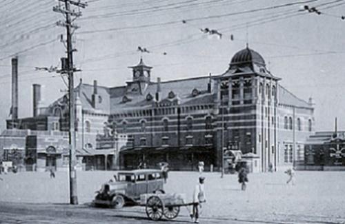 釜山駅舎1