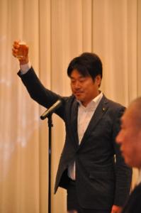 山田拓郎犬山市長