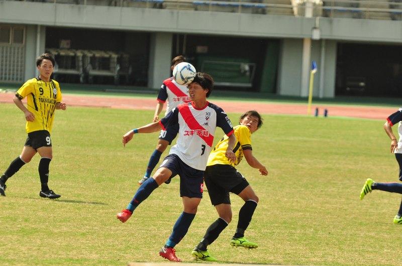 2018東海リーグ第3節vs東海学園-6