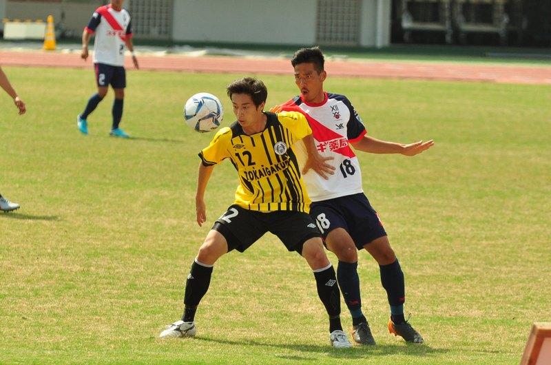 2018東海リーグ第3節vs東海学園-4