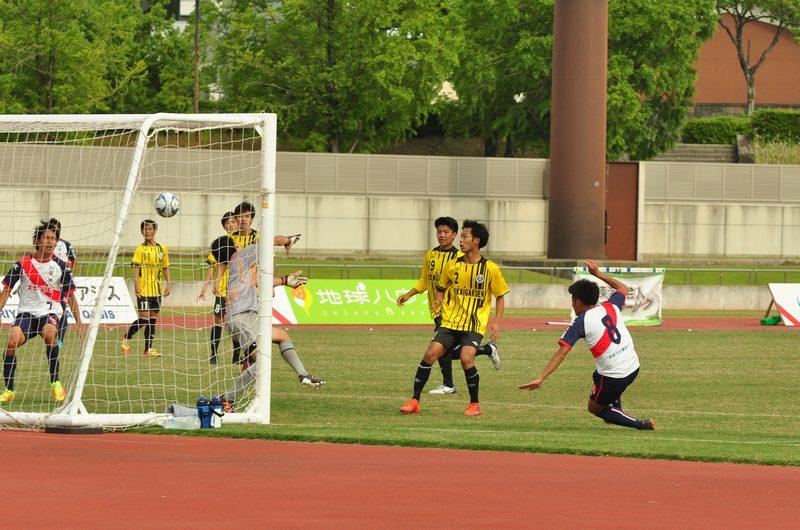2018東海リーグ第3節vs東海学園-2