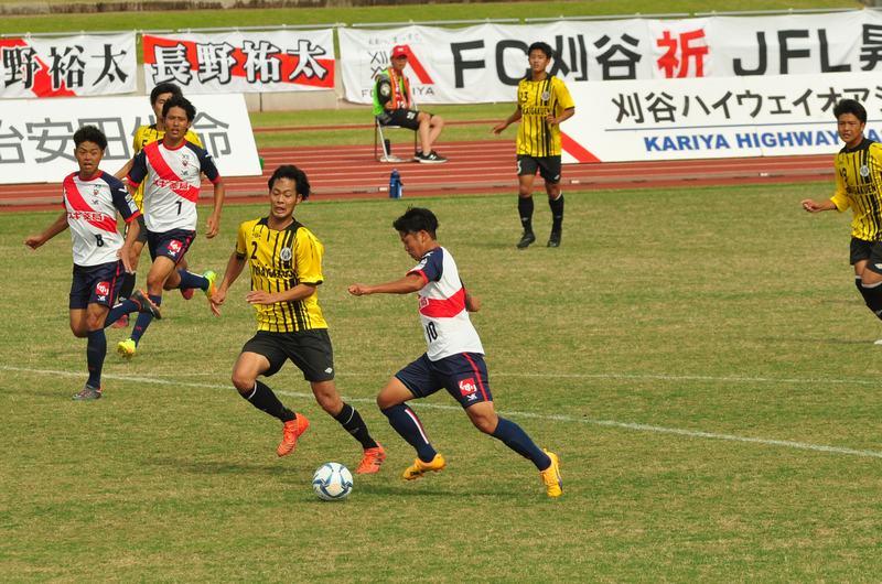 2018東海リーグ第3節vs東海学園-7