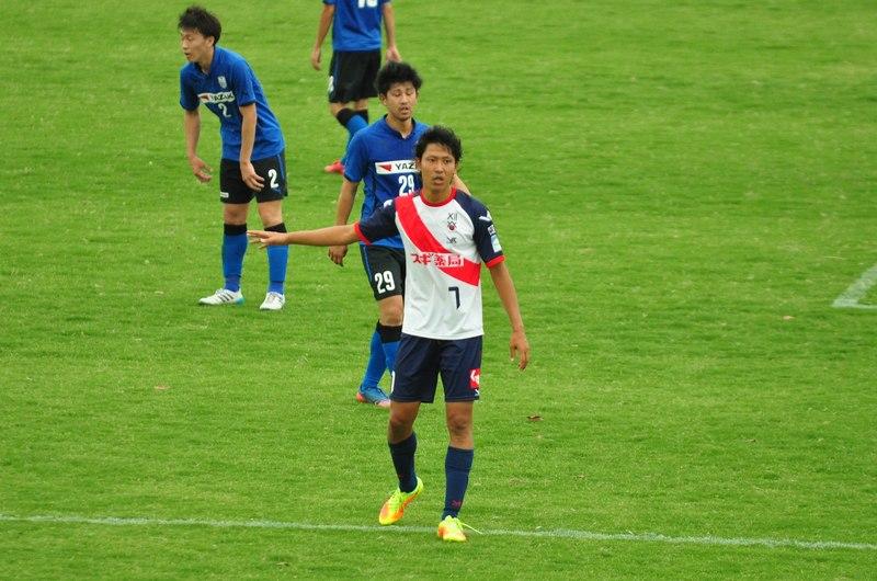 2018東海リーグ第4節vs矢崎バレンテ-5