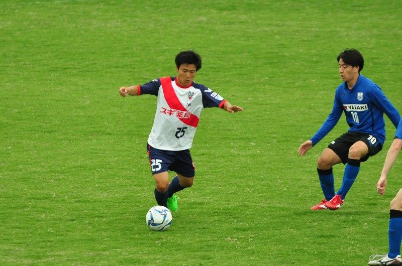 2018東海リーグ第4節vs矢崎バレンテ-8