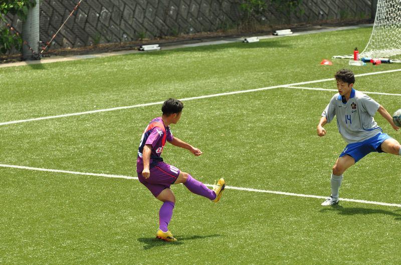 2018東海リーグ第6節vsChukyo-u-2