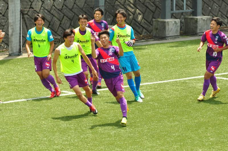 2018東海リーグ第6節vsChukyo-u-8