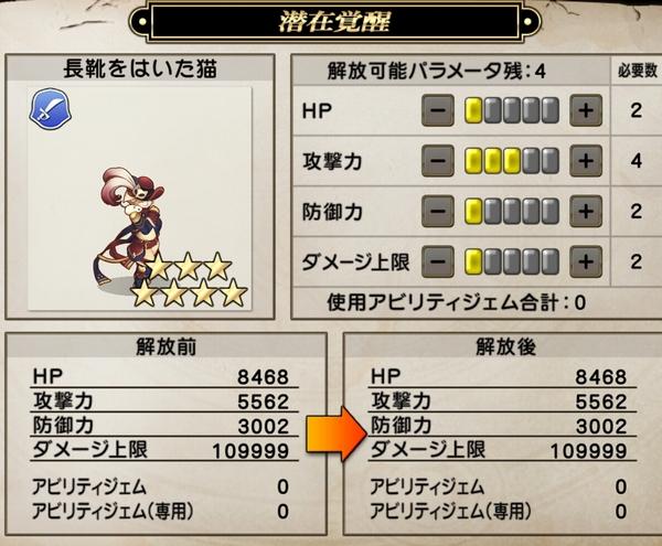 塔金太郎最大レベル (3)