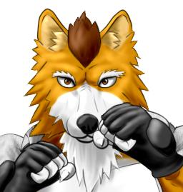 モブ狼ボクサー完成顔