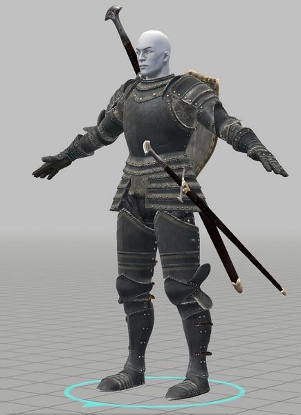 easyposer中世の鎧追加 (2)