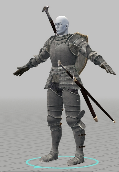 easyposer中世の鎧追加 (4)